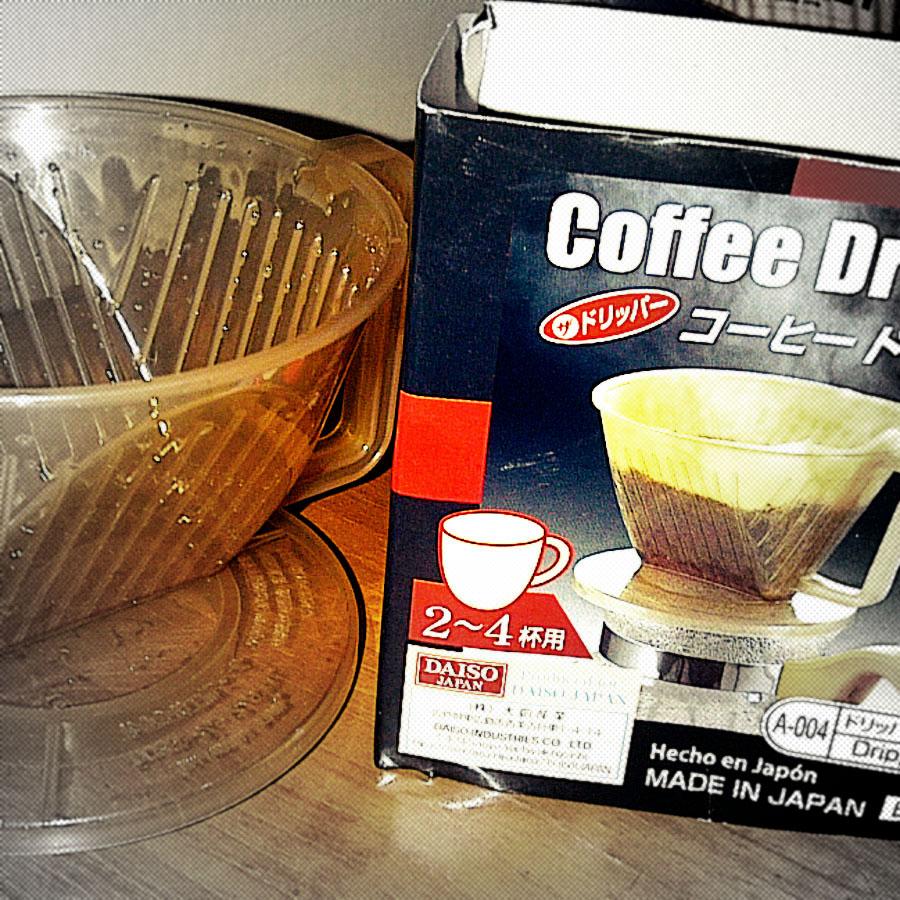 Daiso Coffee Dripper